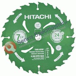 HITACHI Część zamienna do C7SB2- Tarcza 185MM-D16 nr.14 Kod: 320843